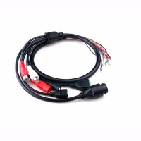 2018 Best Quality Multifunctional Camera cable/CCTV Waterproof Cable/RJ45 Internet Cable With Reset Switch For DVR Security Camera