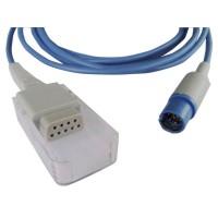 Factory Export Siemens medical SC 6002XL SC7000 SC8000 SC9000XL spo2 extension cable
