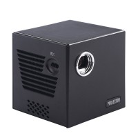 New model of Mobile phone smart projectors home movie theater outdoor smart projectors 2019